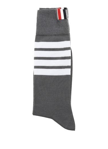 Thom Browne Çorap Gri